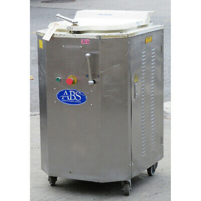 ABS ABSHDD20 Hydraulic 20 Portion Dough Divider, Used Very Good Condition