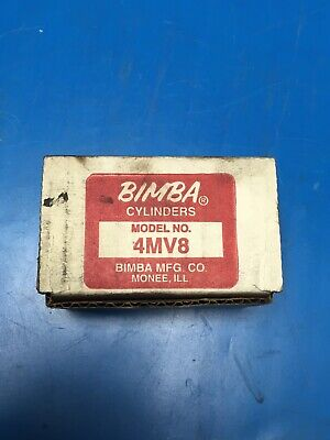 Bimba 4MV8 Rotary Valve New