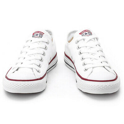 Converse Classic Chuck Taylor All Star Low Top Optical White