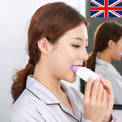 Auto 360 Degree U Shape Electric Toothbrush Teeth Whitening Mouth Oral Cleaning