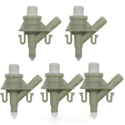 Complete New Dometic Water Valve Kit for 300//310//320 Series Toilets #385311641