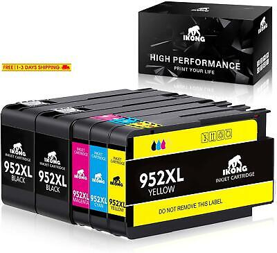 952 Xl Ink Cartridges  Compatible For Hp 952Xl Use With Officejet Pro 8710 8720