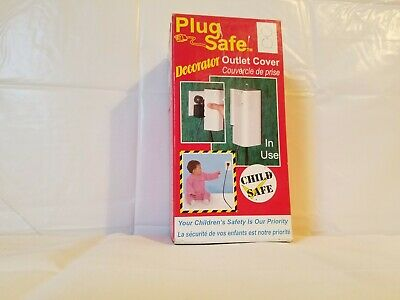 Cover #126 Plug Safe Decorator Outlet Covers For Child Proofing Your Home