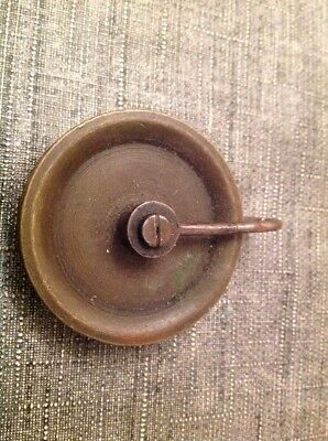 Clock Wheel Pulley From Clockmakers Spare Parts 47mm Diameter For Gut To 6mm App