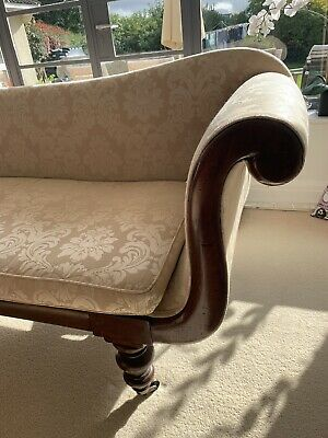 Antique Chaise Sofa (double arm) Early 19th Century