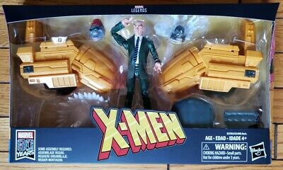 Marvel Legends X-Men Ultimate Professor X Action Figure With Hover Chair 6""