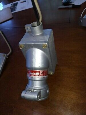 Killark KRS-218-220 Explosion Proof Receptacle