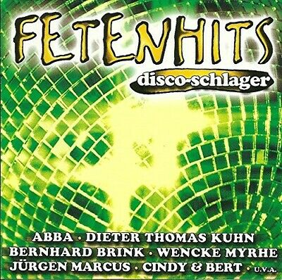 Fetenhits - Disco-Schlager [2 CDs]