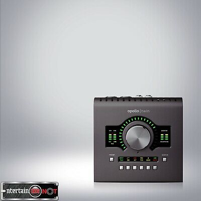 Universal Audio Apollo Twin MKII Solo Audio Interface