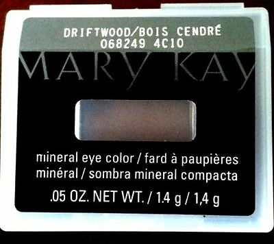 4 NEW Mary Kay EYE Color DRIFTWOOD Shadow Lot of 4 RECENTLY DISCONTINUED