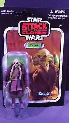 Star Wars The Vintage Collection Kit Fisto VC29 - New