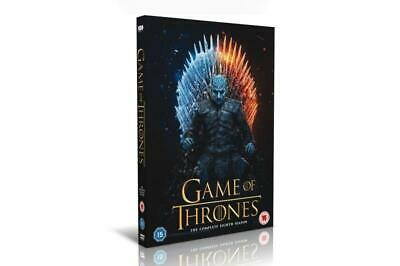 Game Of Thrones The Complete Season 8