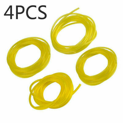 4 Sizes Petrol Fuel Gas Line Hose Pipe Kit For Trimmer Chainsaw Blower Engine 1M