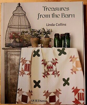 Treasures From The Barn By Linda Collins From Quiltmania