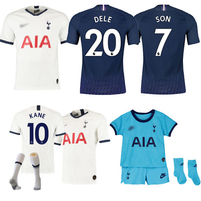 2020 Football Training Home Away Kit Soccer Kids/Adults Jersey Strip Suits+Socks