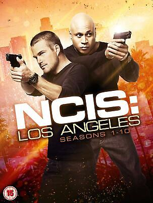 N.C.I.S. LOS ANGELES Series 1-10  SEALED/NEW season ncis la l.a . 5053083197049