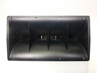 "LASE 12"" x 6"" Dual 1.4"" Line Array Compression Horn Long Throw"
