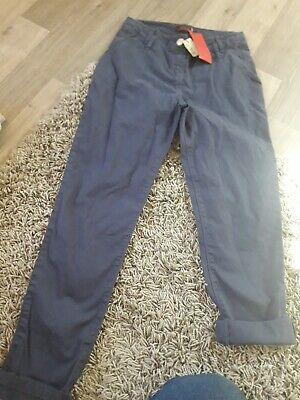 Girls Age 12 cargo style Trousers New With Tags