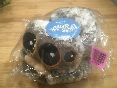 Lucas The Spider Plushie 1st Edition Brand NEW ***Non-working Voice Box***
