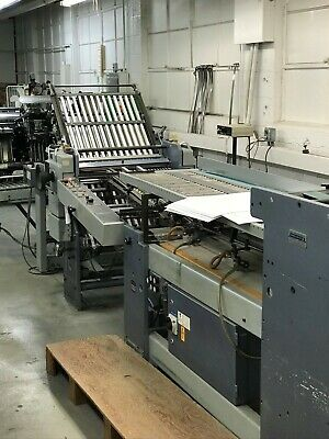Stahl TF66 4/4/4 with Continuous Feed 16 Page