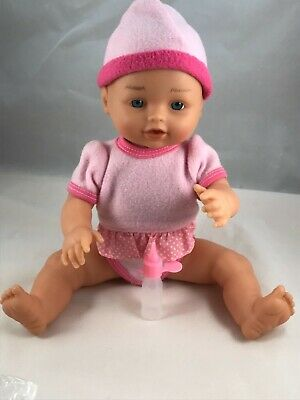 Giggling Baby doll by Lotus drinks and wets (125)