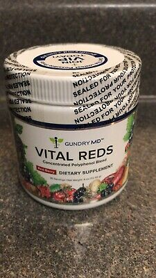 GUNDRY   VITAL REDS    Concentrated Polyphenol Blend     4oz