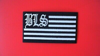 Black Label Society Iron On Patch! Metallica Pantera Dimebag Slayer