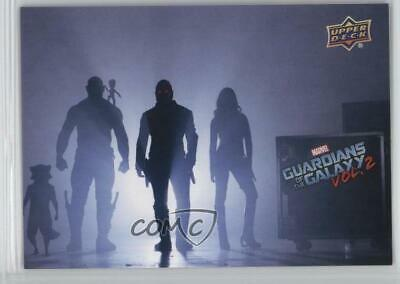 2017 Upper Deck Guardians of the Galaxy Volume 2 Pink 3/10 #90 Movie Poster c5t
