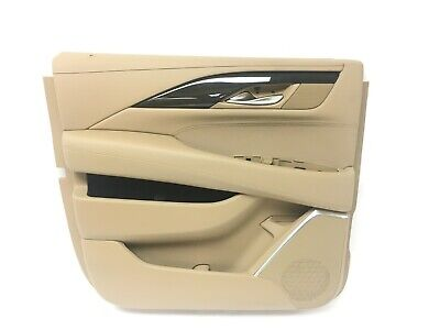 Rear LH Driver Side Door Panel Assembly Cadillac Escalade ESV Maple Sugar