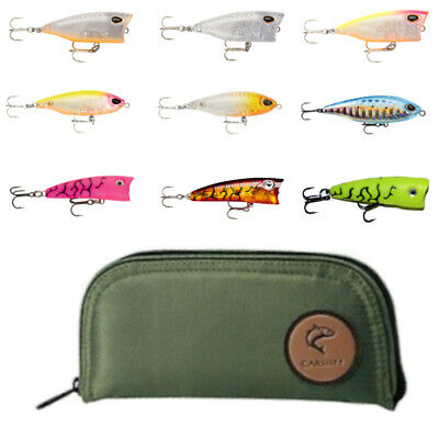 Kit combo esche artificiali da pesca light game trout area spinning Rapala Storm