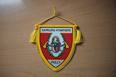 Wimpel : Sapeurs Pompiers Pully