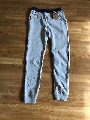 Joules Grey Jogging Bottoms Girls 9-10 Years BNWT RRP £25.95