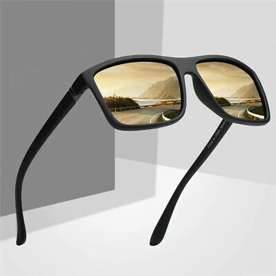Vintage Retro Sunglasses Men Polarized Minus Prescription Classic Pilot Sun Glas