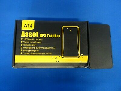 TRAQUEUR GPS PORTABLE 10000mAh - ASSET - AT4