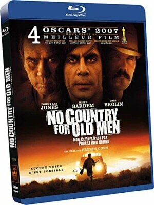 No Country for Old Men [Blu-ray] // BLU RAY NEUF