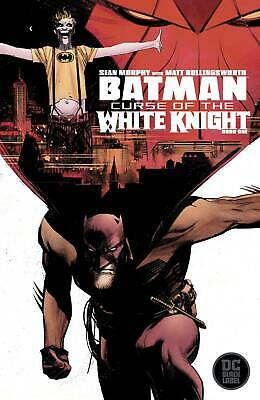 Batman Curse of the White Knight #1-3 1 2 3 Choice of Main or Variant Covers NM
