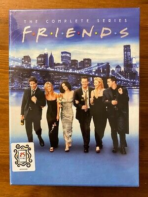 Brand NEW!!! Friends: The Complete Series 25th Anniversary Collection [DVD]