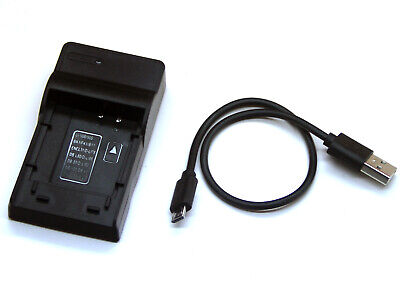 USB Battery Charger For Fujifilm FinePix S100 FS S200 EXR S200FS S205 EXR NP-140