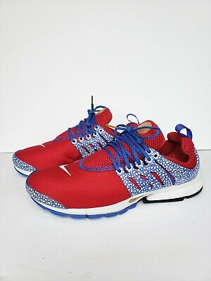 USED NIKE AIR Presto Safari Qs Sz Small (US 9 10