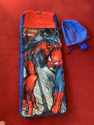 Spiderman Junior Ready Bed Inflatable Bed