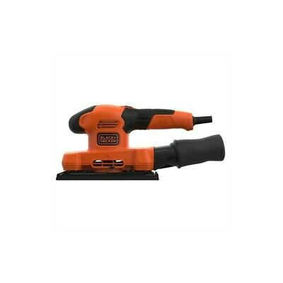 Black&Decker Bew220-Qs Black&Decker Levigatrice Orbit.150W Bew220-Qs