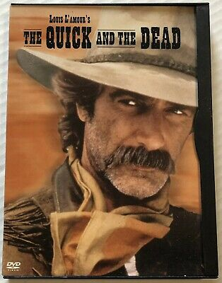 The Quick and the Dead (DVD, 1987, Louis L'amour) Canadian
