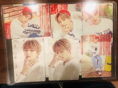 Stray Kids UNVEIL TOUR I am in japan mini photocard set Hyunjin 6 complete set
