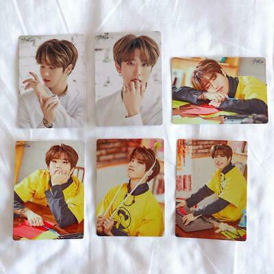 Stray Kids UNVEIL TOUR I am in japan mini photocard set Hahn 6 complete set