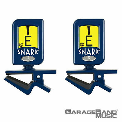 Snark Napoleon Guitar & Bass Tuner, 2 Pack, N-5 2P