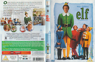 Will Ferrell - Elf - With James Caan - Brilliant 2 Disc Christmas Film