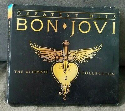 Bon Jovi Greatest Hits The Ultimate Collection 2 CD Set CHEAP MUST