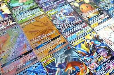 Pokemon Card Lot-10 OFFICIAL TCG Cards Ultra Rare Included-GX/EX/MEGA/or SECRET!