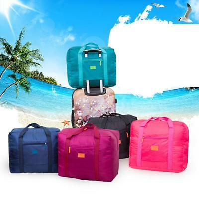 Travel Organizer Packing Cube Pouch Suitcase Clothes Storage Bags Luggage LL