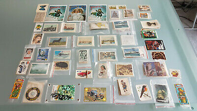 Vintage Cigarette & Trade Cards 400 Plus. Look At This Lot.